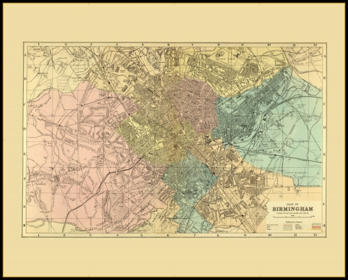 Map Of England 950.Old Maps Town City Plans Uk Ireland